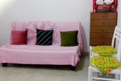 Divano letto matrimoniale camera da letto 2