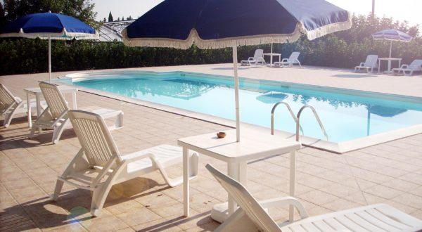Foto della piscina
